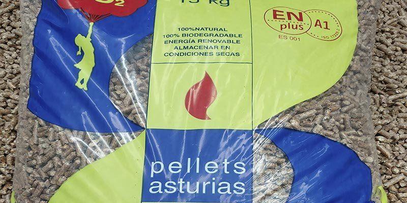 Venta de Pellets en Toledo - Pellets Asturias