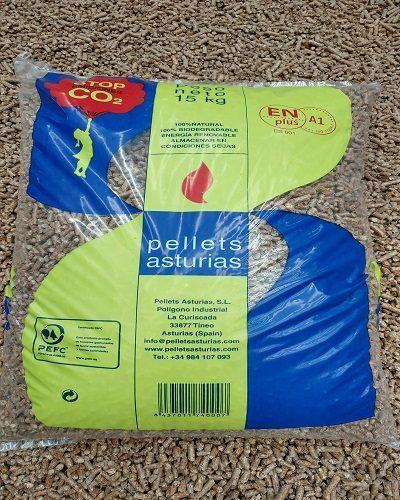 Venta y distribución de Pellets en Toledo
