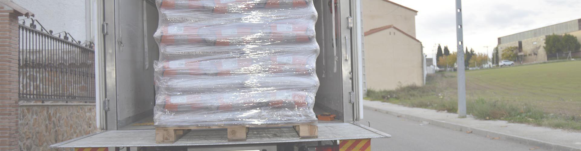 Pellets en Madrid, venta y distribución de pellets en Madrid