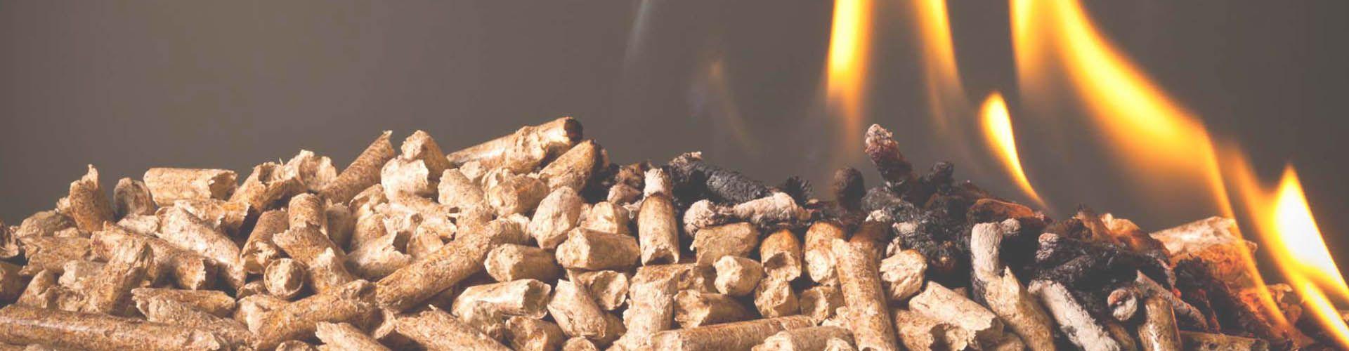 Pellet para calefacción en Mora. Venta de Pellet en Mora